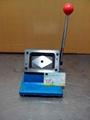 PVC card cutter 86*54mm ID card cutter name card cutter ID card cutter 3