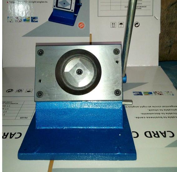 PVC card cutter 86*54mm ID card cutter name card cutter ID card cutter 2