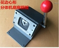 PVC card cutter any size and any shape could be customersized 2