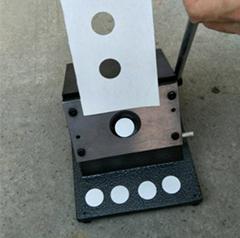 Enosh PVC round shape cutter 54mm circle