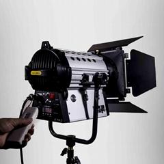 Bolang LED fresnel light 200W film shooting lighting