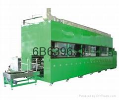 Precision hardware automatic ultrasonic cleaning machine