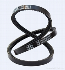 Timing V belt classical Raw Edge Cogged for Heavy Truck