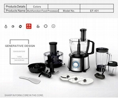 manufacturer selling electric commercial electric blender and food processor