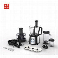 12 in 1 Multifunction food processor