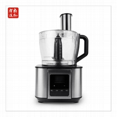 New touch panel food processor 1100W high power mixer