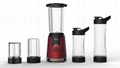 2016 new design 5 in 1 juicer blender