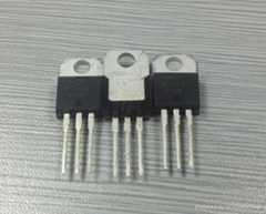 Electronic Component Transistor of BTA12-600B