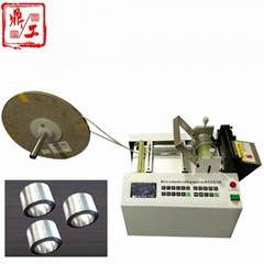 鎳帶焊帶導直自動切片機