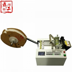 Heat shrinkable tube heat shrinkable casing automatic pipe cutting machine
