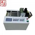 PVC plastic pipe silicone rubber tube microcomputer automatic cutting machine 1