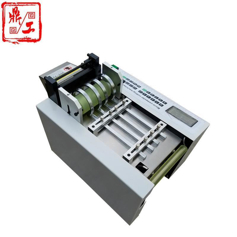 PVC plastic pipe silicone rubber tube microcomputer automatic cutting machine 2