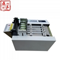 PVC plastic pipe silicone rubber tube microcomputer automatic cutting machine 3