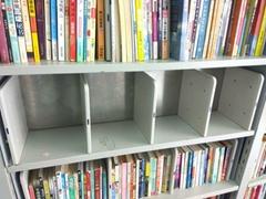 RFID Smart Bookshelves