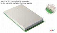 Embedded RFID Reader for Self-Service Kiosk