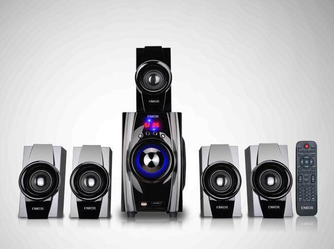 H39 series Multimedia Speaker high-gloss surface