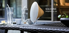 SOLO ONE  Creative wireless bluetooth 4 . 0 stereo speakers (Hot Product - 1*)