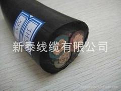 厂家直销JHS3*16防水橡套电缆潜水泵线规格齐全