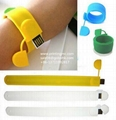 High-Rebound Wrist Band Silicone Shaping