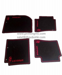 Anti Slip Floor Mat Making by PVC Automatic Production Line