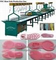 High Capacity PVC Slipper Machine