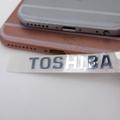 customize metal silver plating computer laptop logo sticker
