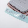 refrigerator logo sticker metal logo nameplate 3m adhesive