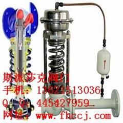 斯派莎克自力式減壓閥 燃氣蒸汽鍋爐設備配套閥門