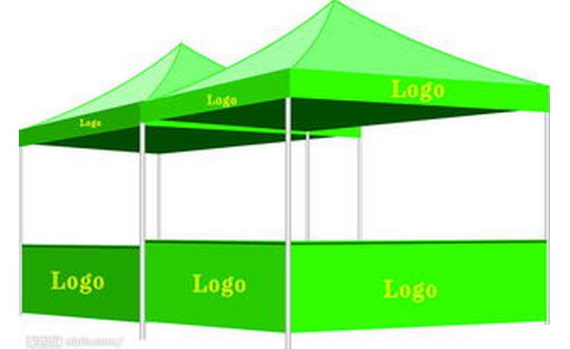 西安帳篷廣告帳篷定製精品雨傘遮陽傘定做 3