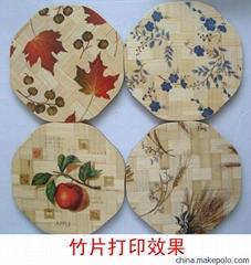 木板板材衣橱门柜图案定制镜面打印