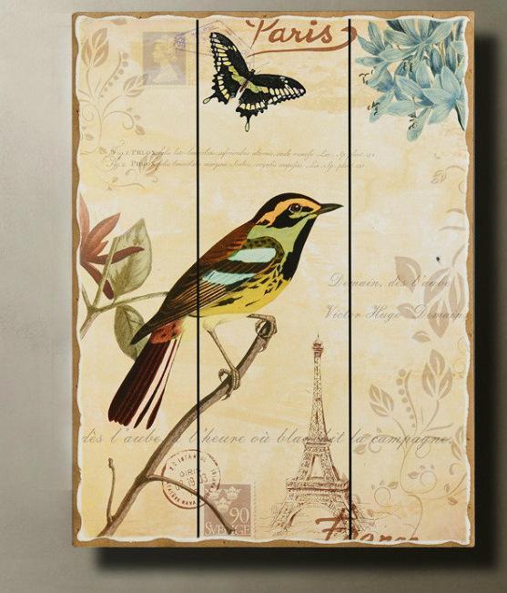 木板板材衣橱门柜图案定制镜面打印 2