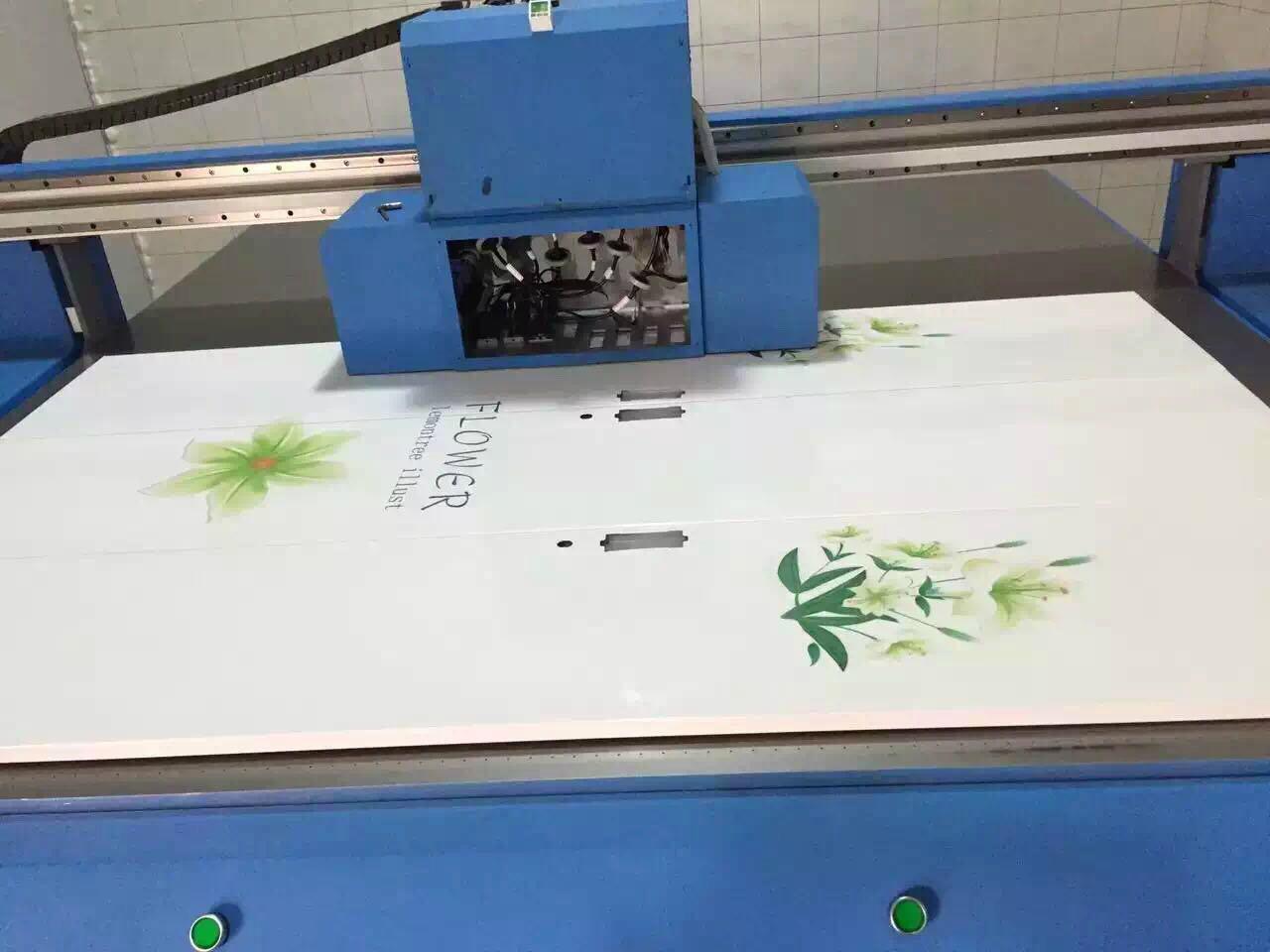 木板板材衣櫥門櫃圖案定製鏡面打印 4