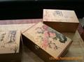 深圳廠家直銷木板木盒圖案定製彩