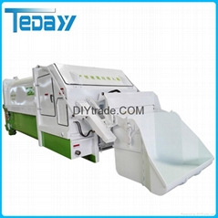 Movable Garbage Compression Machine Match with Sanitation Truck