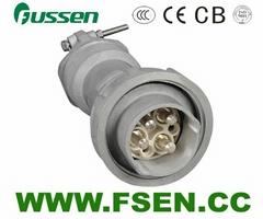 生產 工業大電流插頭插座250A