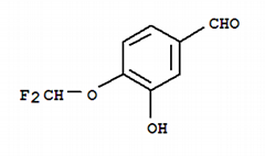4-二氟甲氧基-3-羥基苯甲醛