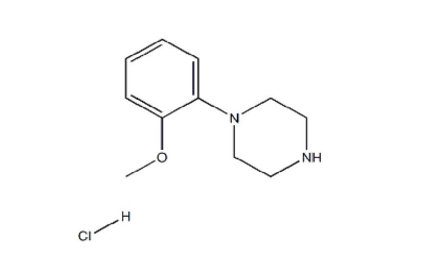1-(2-甲氧基苯基)哌嗪盐酸盐 2