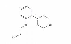1-(2-甲氧基苯基)哌嗪鹽酸鹽
