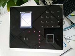 中控博业IClock1000 多媒体指纹考勤机