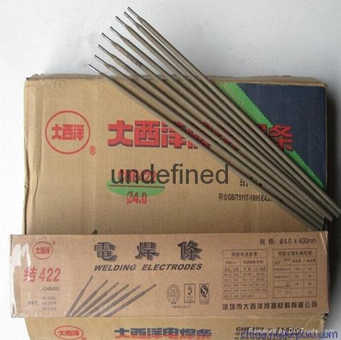 四川大西洋CHE421焊条价格 2
