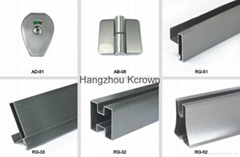 Toilet partition products diytrade china manufacturers for Bathroom partition hardware