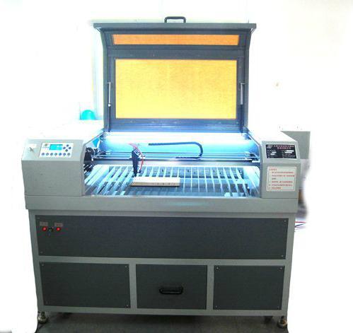 TB1410-100W激光雕刻機 2