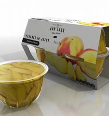 果凍杯(有機水果)