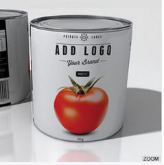 A10 罐装西红柿