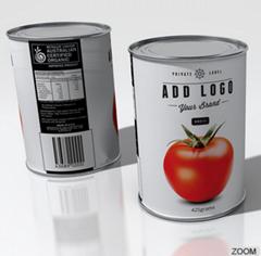 西紅柿(罐頭)