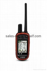 Garmin Alpha 100 GPS Track and Train Handheld