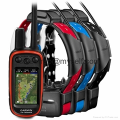 GARMIN Alpha 100 and 3 x TT 15 Dog Tracking and Training Bundle