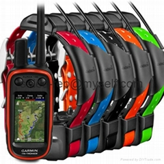 GARMIN Alpha 100 and 5 x TT 15 Dog Tracking and Training Bundle