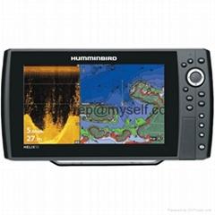 Humminbird 409970-1 HELIX 10 DI GPS
