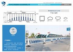 常规重型组合式护栏